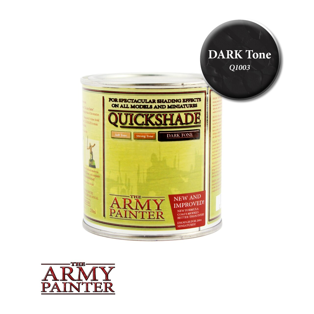 Quickshade, Dark Tone