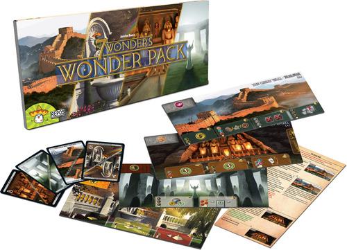 7 Wonders Wonder pack Nordic