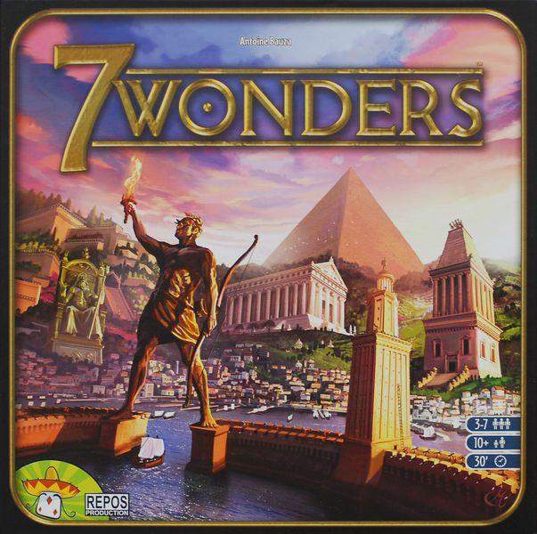 7 Wonders ENG