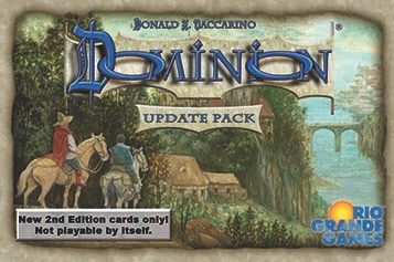 Dominion Update Pack 2nd Ed