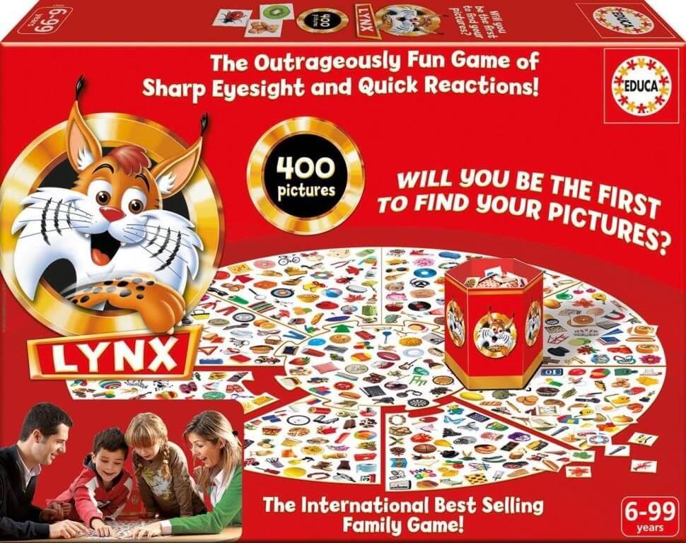 Reaktsioonimäng ''Lynx''