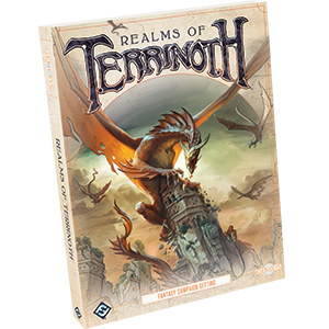 Realms of Terrinoth : Genesys RPG