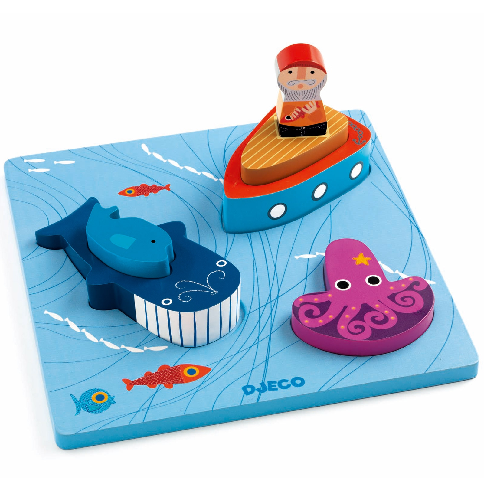Relief puzzles - 123 Moby