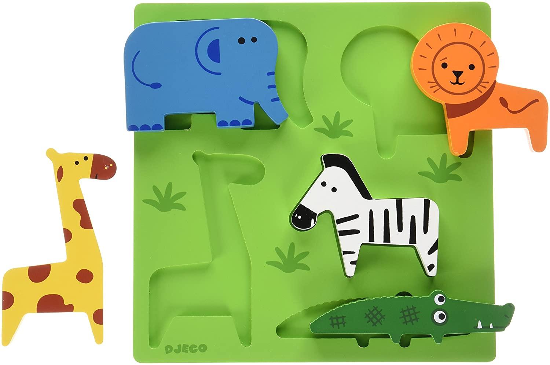 Wooden Puzzles - Relief puzzles - Emilion