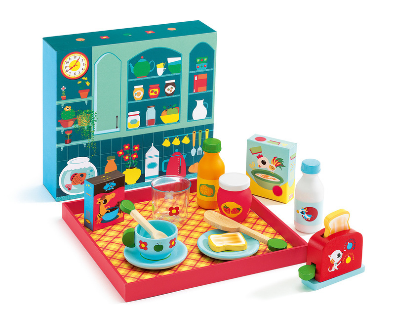 STOP - Roles play games - Breakfast time - Discontinued