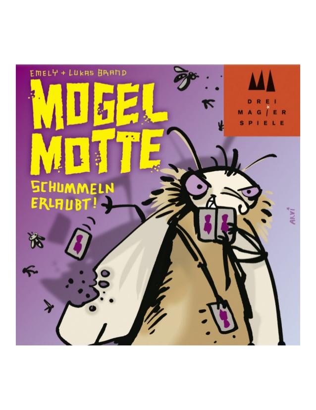 Drei Magier: Mogel Motte