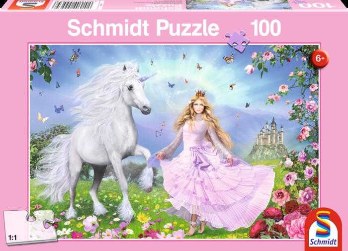 "Pusle ""Princess of the unicorns"" 100"