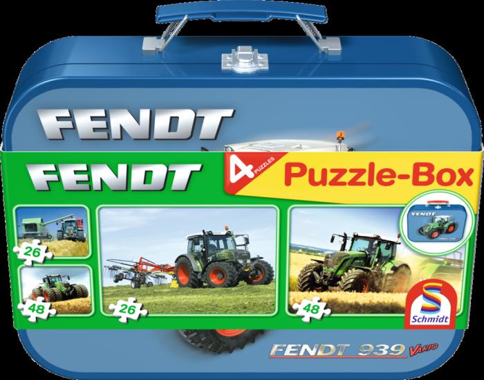 Puzzle-Box, 2x26,2x48