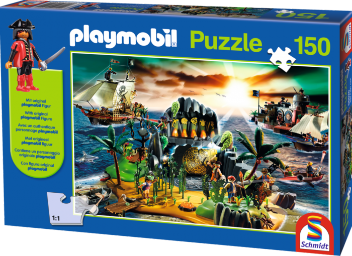 Pusle: Pirate Island, 150