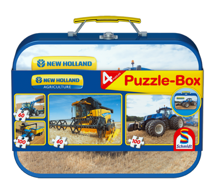 Pusle: New Holland 2x60,2x100