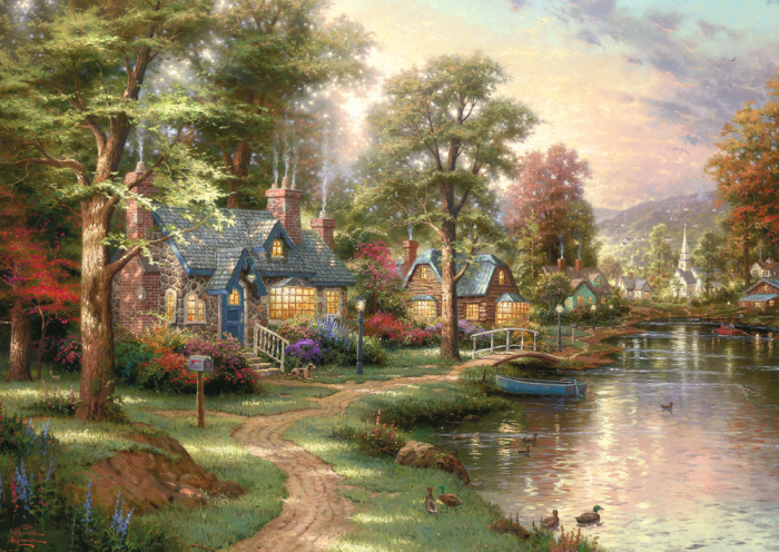 Pusle: Hometown Lake, 1500