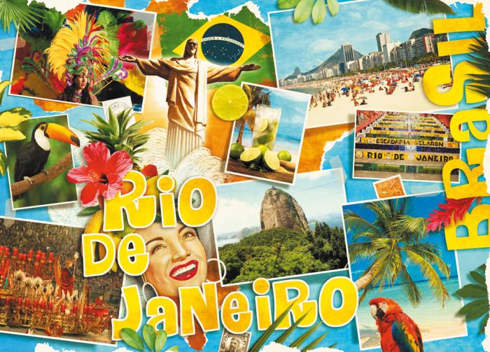 Pusle:Rio de Janeiro, 3000