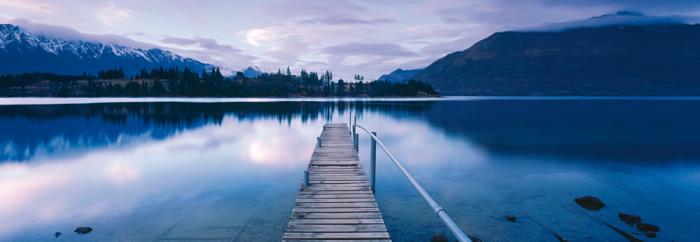 """Pusle """"Lake Wakatipu"""" 1000tk"""