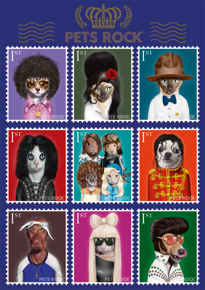 Pusle Pets Rock - Music, 1000