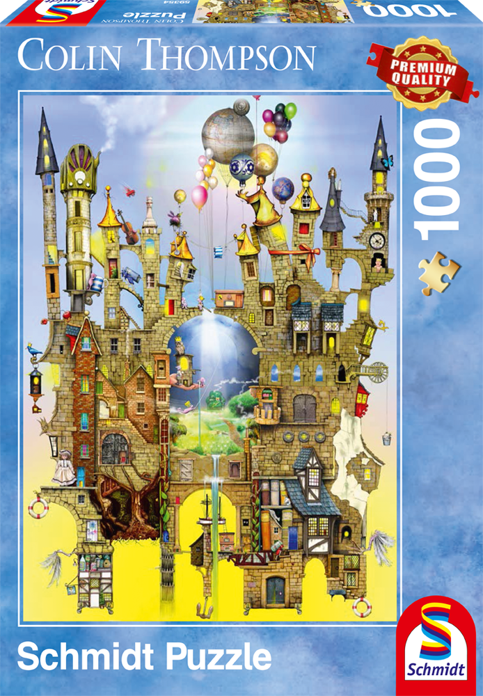 Pusle Castle in the Air, 1000
