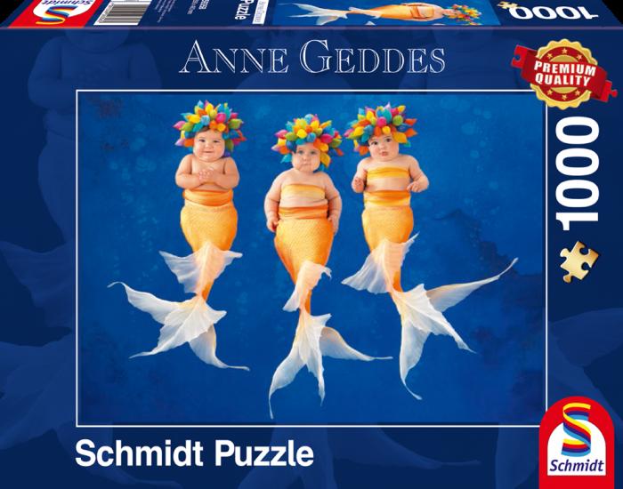 Pusle Dance of the Mermaids, 1000