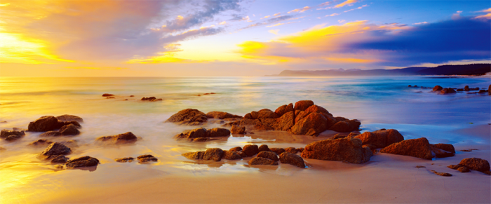 Pusle Friendly Beaches, Tasmania, Australia, 136