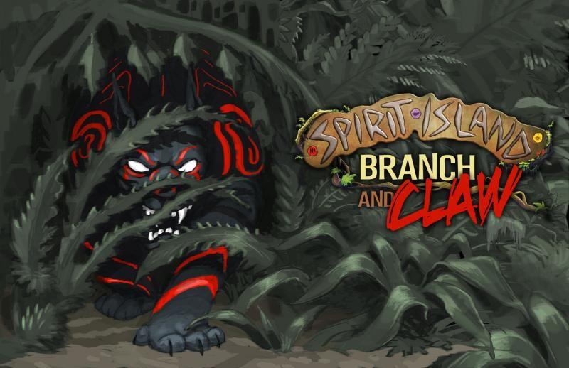 Spirit Island: Branch & Claw Expansion