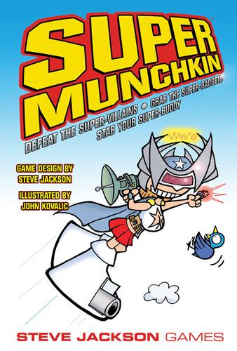 Munchkin Super