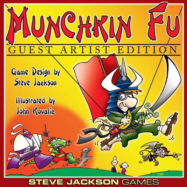 Munchkin Fu John Kovalic