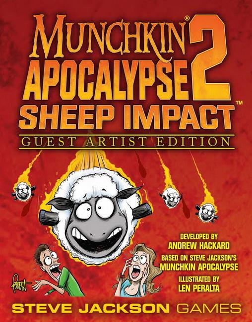 Munchkin Apocalypse 2 Len Peralta