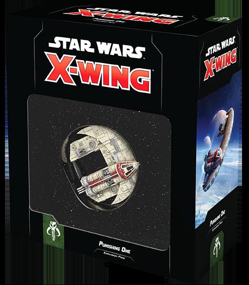Star Wars X-Wing Punishing One