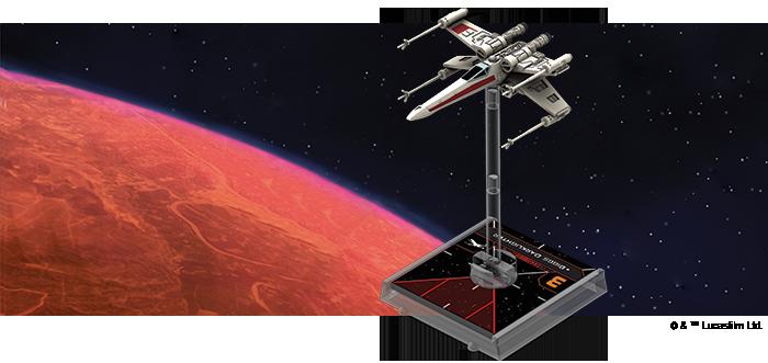 Star Wars X-Wing T-65 X-Wing