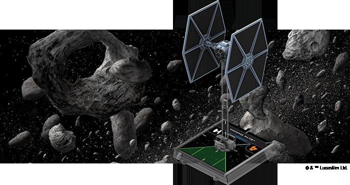 Star Wars X-Wing TIE/ln Fighter