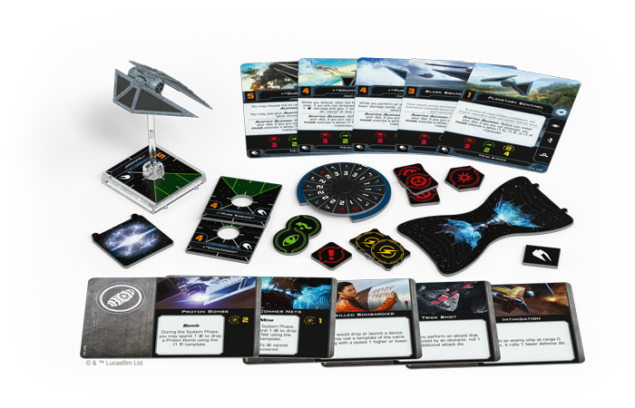Star Wars X-Wing TIE/sk Striker