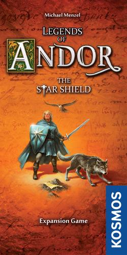 Legends of Andor Star Shield