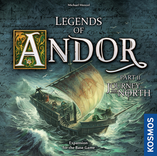Legends of Andor - Journey to North