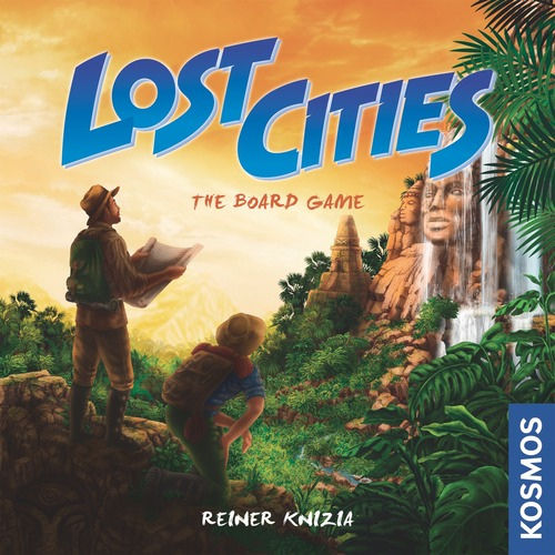 Lost Cities Board Games