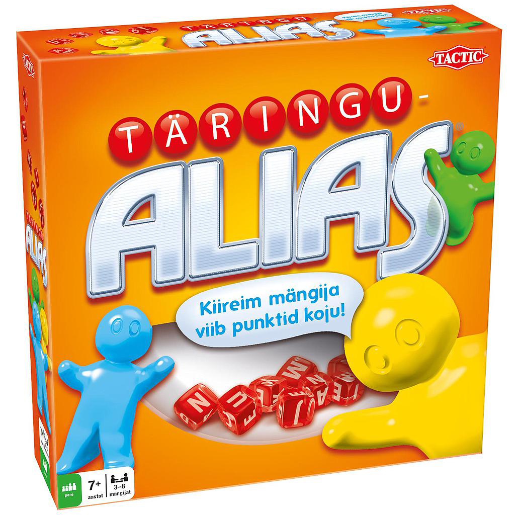 Täringualias