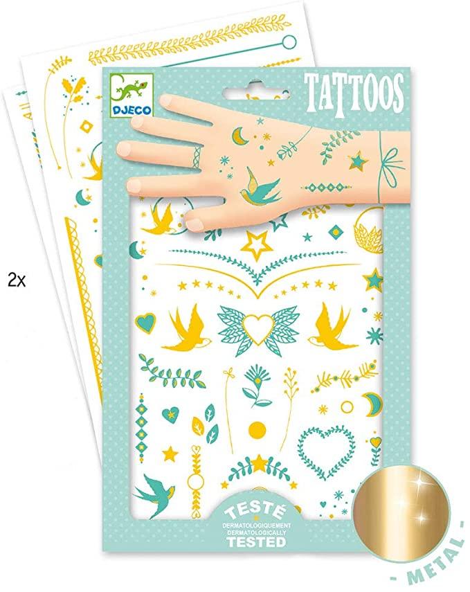 Tattoos - Lily's jewels