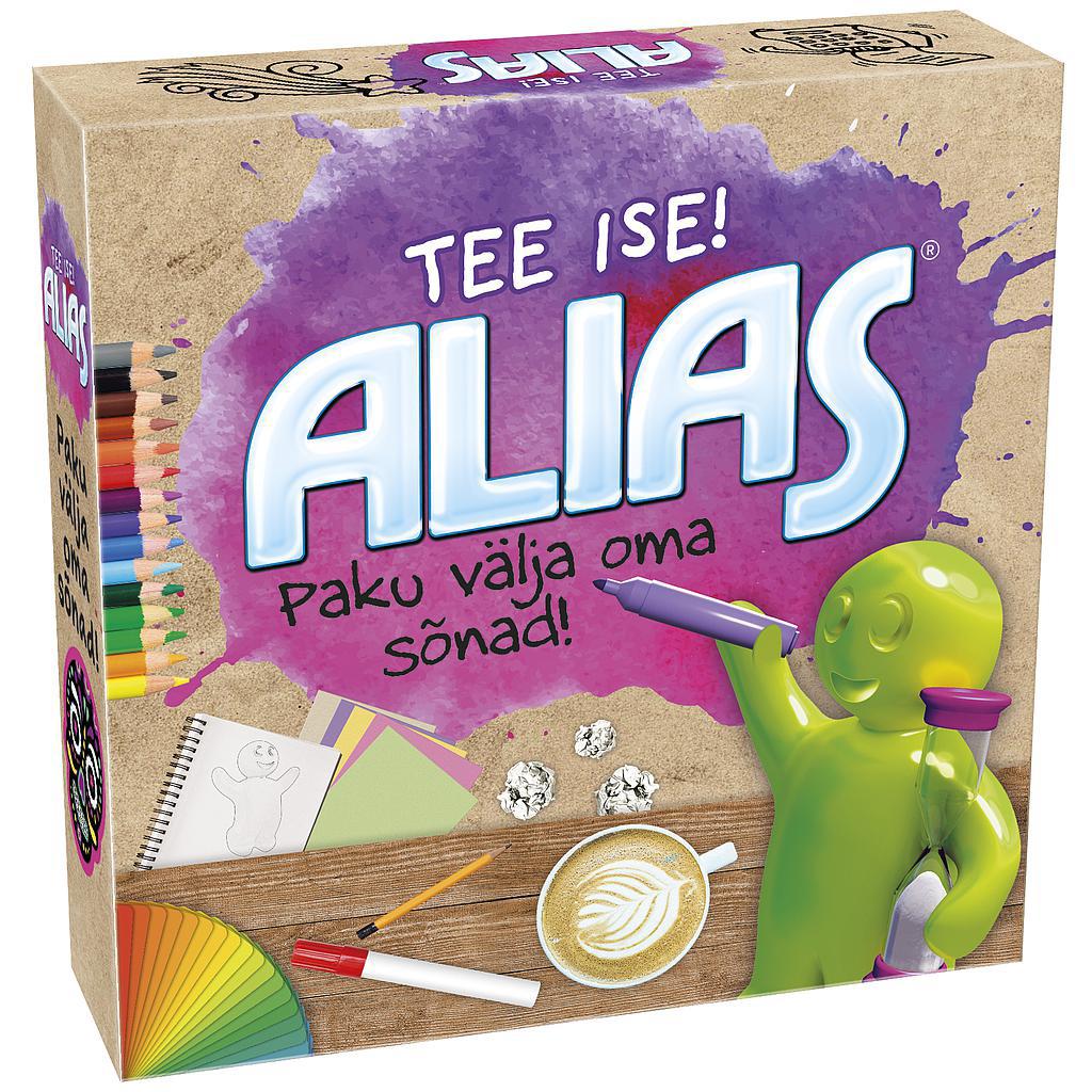 Tee ise Alias!