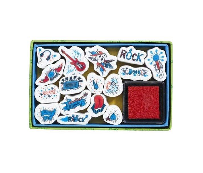 Mini craft pack stamps - Music - Spec