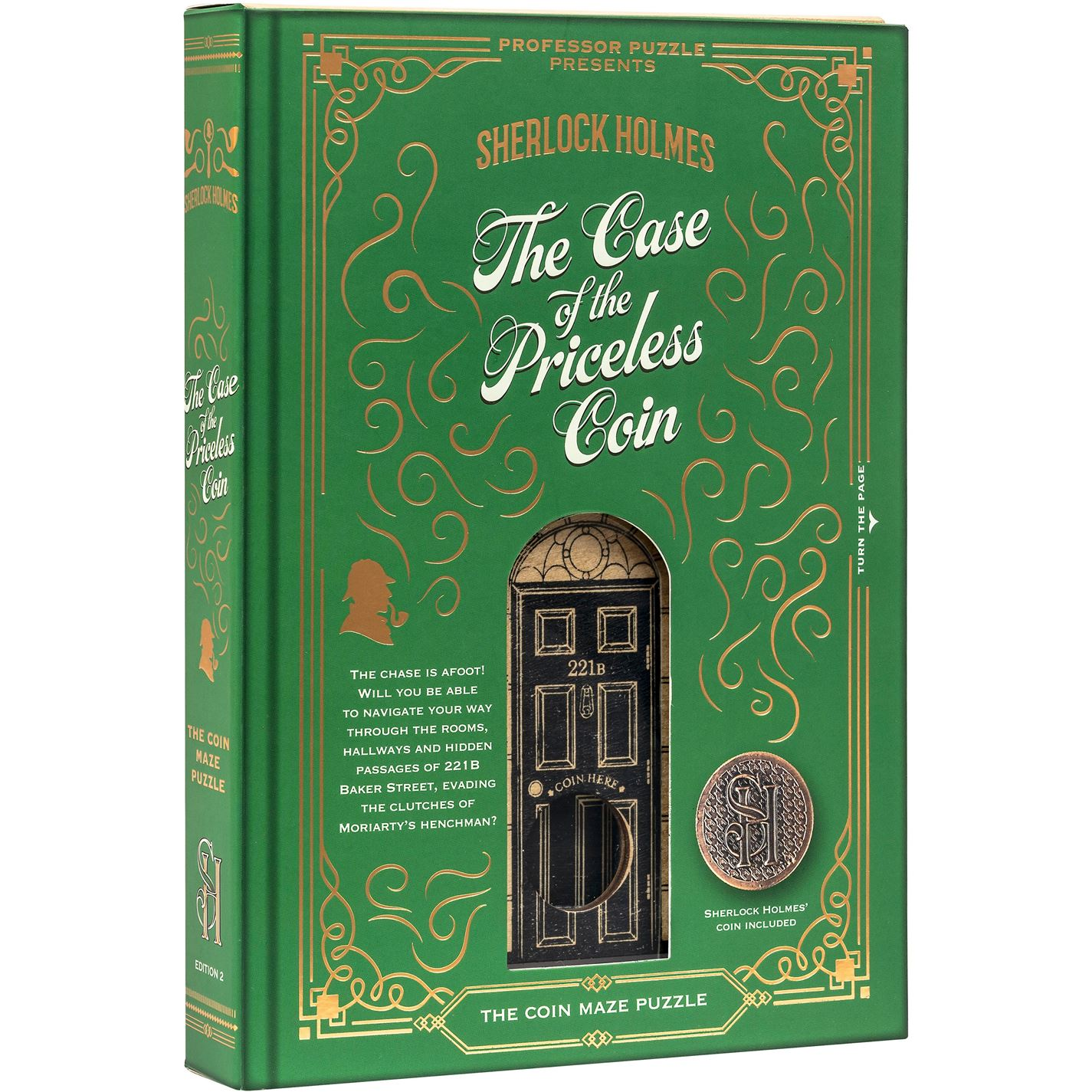 The Case of the Priceless Coin - Sherlock Holmes