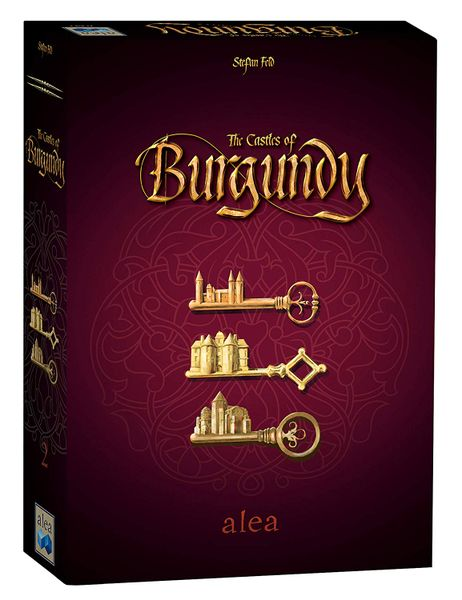 The Castles of Burgundy Anniversary Ed.