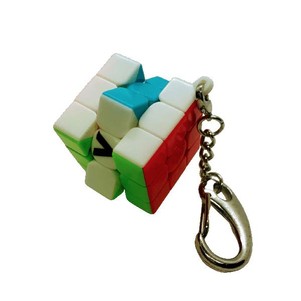 V-cube 3 võtmehoidja, Flat