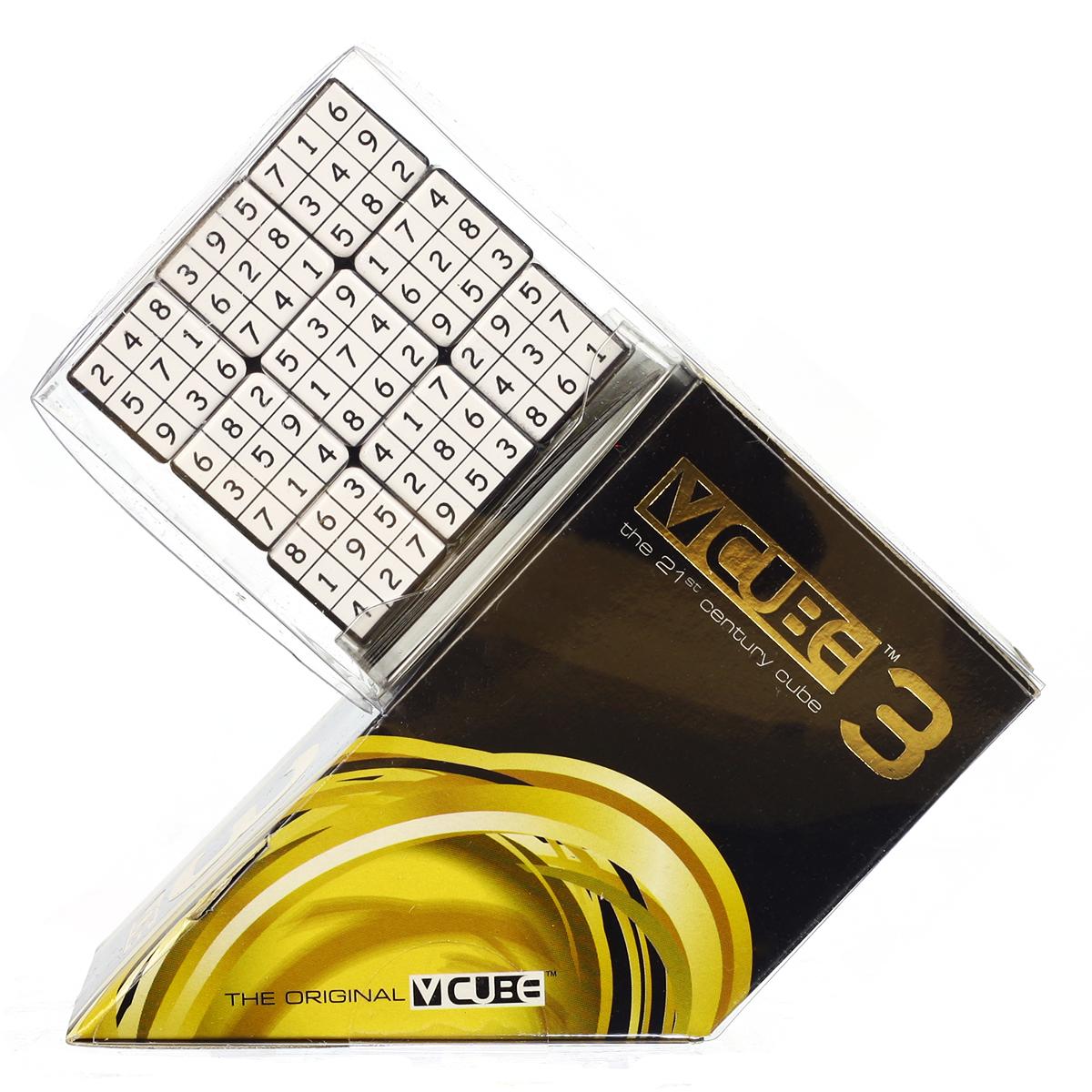 V-udoku Cube 3