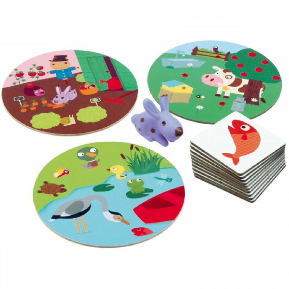 Toddler games - Little association