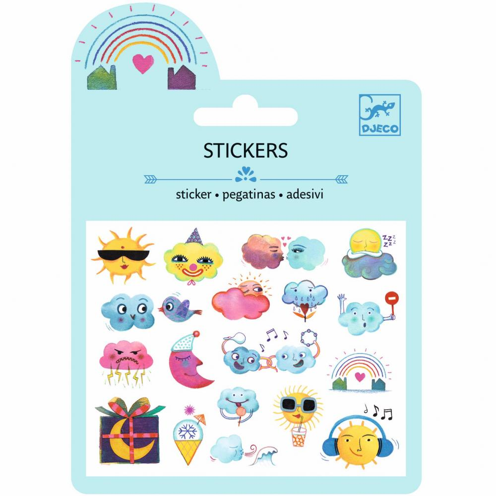 Small stickers - Weather