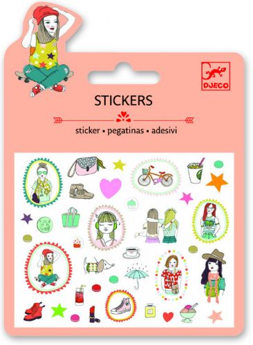 Mini craft pack stickers - Fashion - Spec