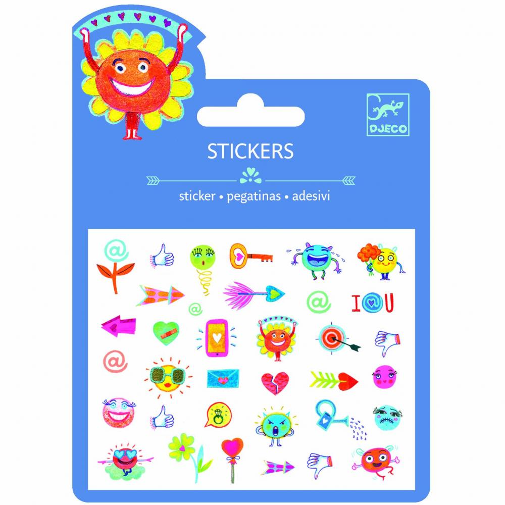 Mini craft pack stickers - Symbols
