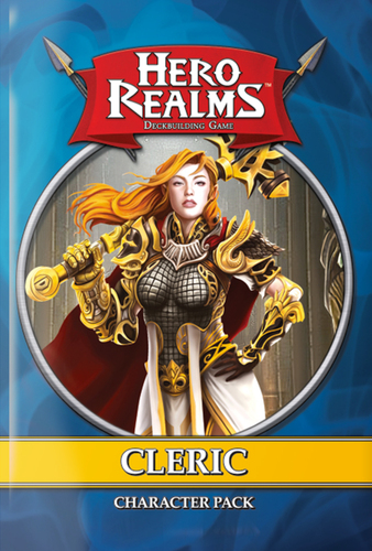 Hero Realms Cleric Pack