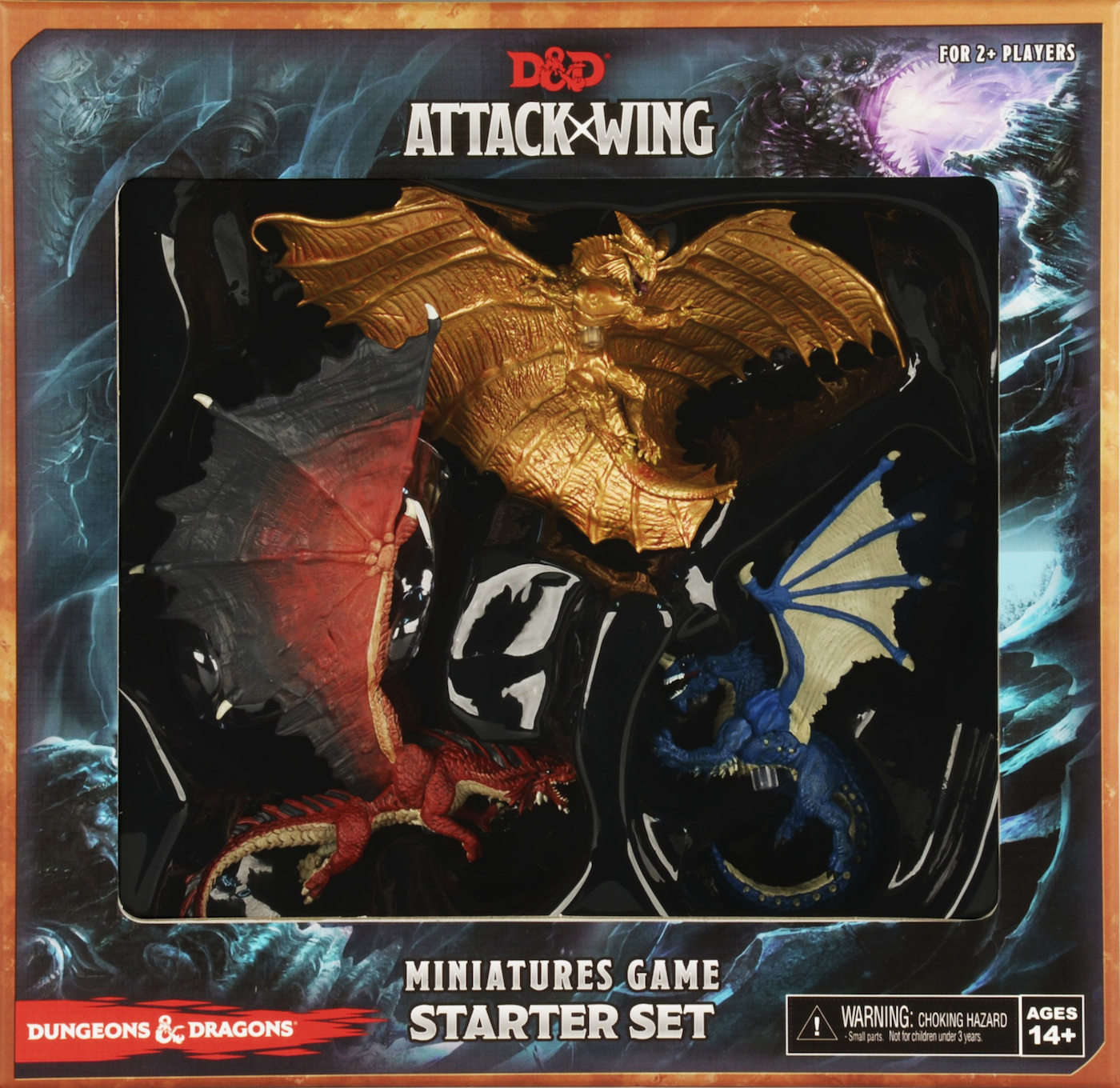 D&D Attack Wing Starter