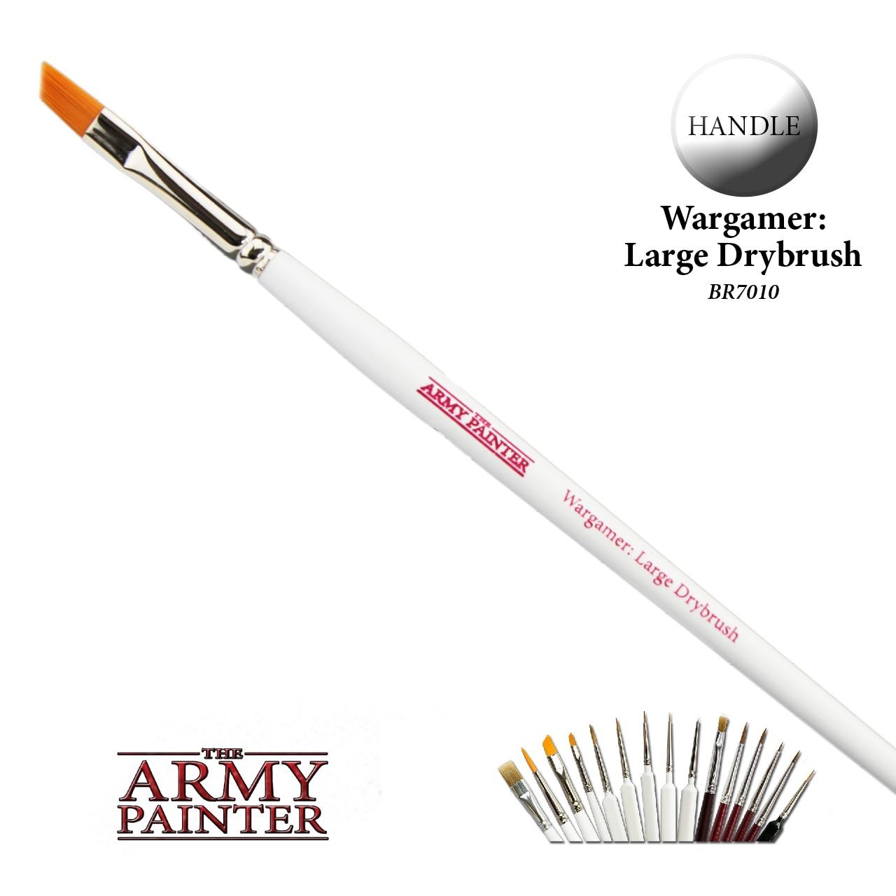 Wargamer Pintsel - Large Drybrush