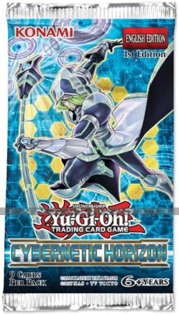 YGO Cybernetic Horizon Booster