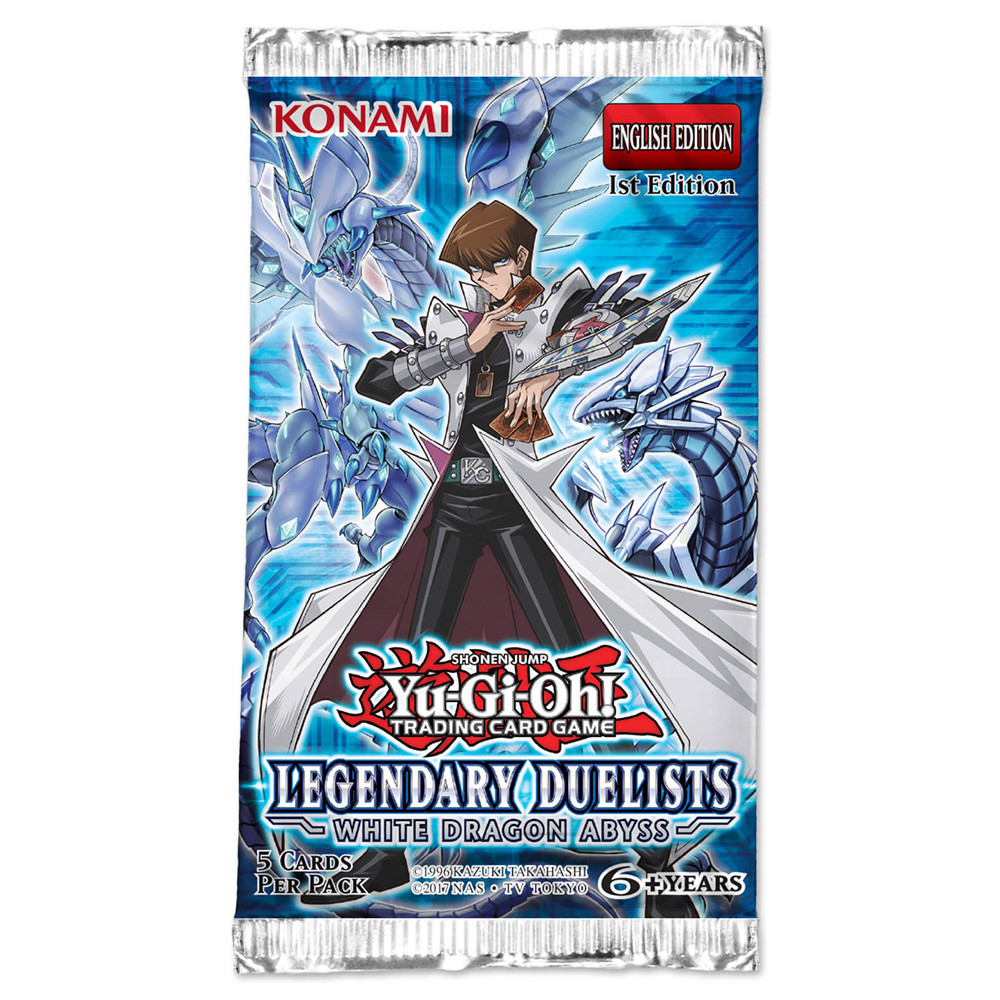 YGO Legendary Duelists White Dragon Ab