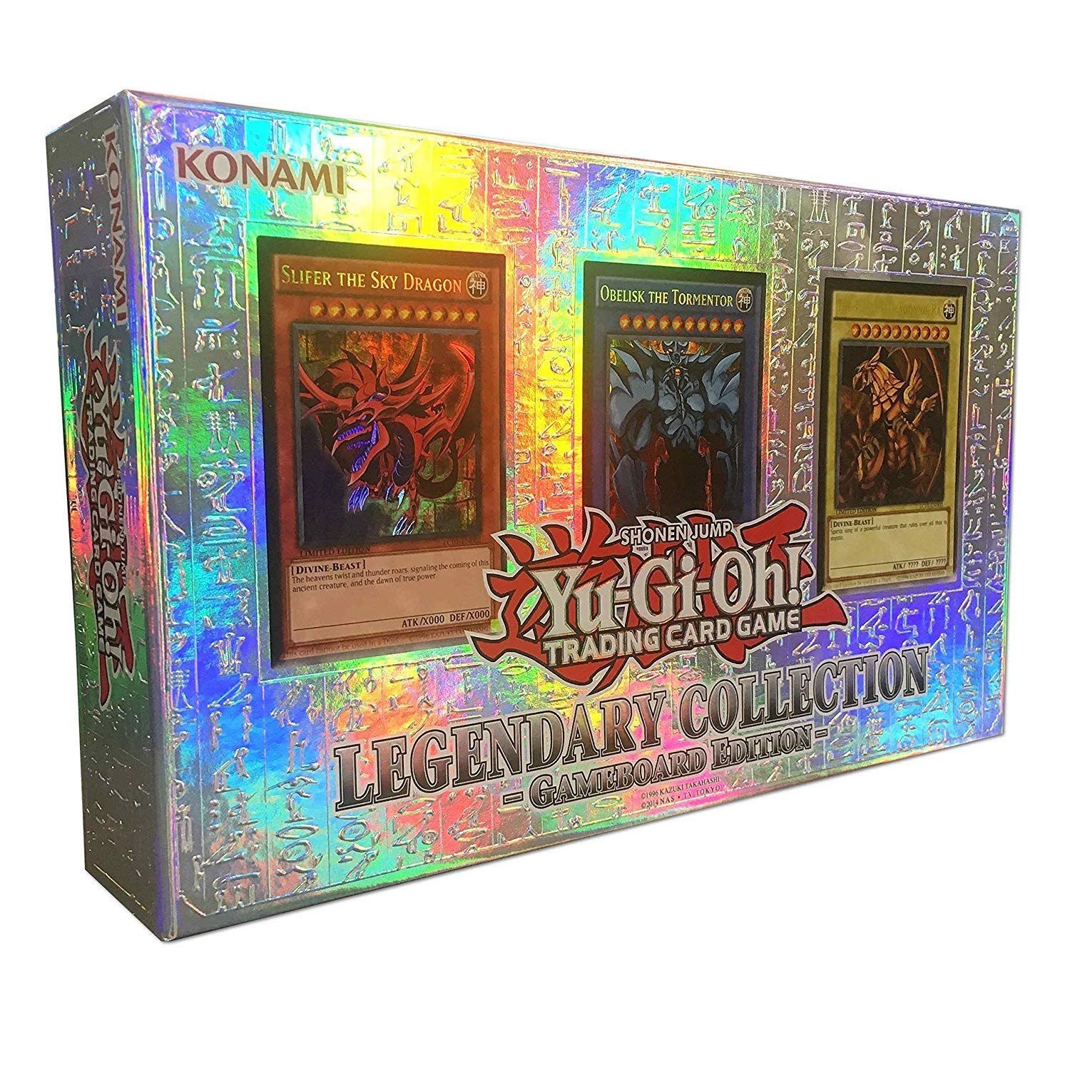 YGO Legendary Collection 1
